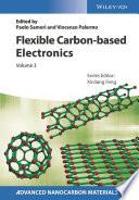 Flexible Carbon based Electronics