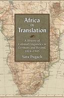Africa in Translation