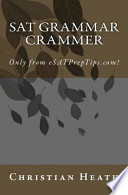 SAT Grammar Crammer