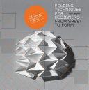 Pdf Folding Techniques for Designers Telecharger