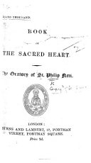 Book of the Sacred Heart  The Oratory of St  Philip Neri   Second thousand