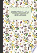 Checkbook Balance Record and Tracker