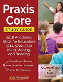 Praxis Core Study Guide 2018