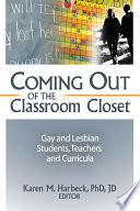 Coming Out of the Classroom Closet