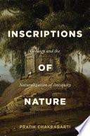 Inscriptions of Nature Book PDF