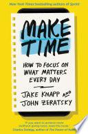 Make Time Book