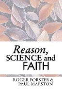Reason, Science and Faith