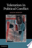Toleration In Political Conflict