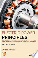 Electric Power Principles Book