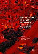 Civil-Military Relations in Lebanon