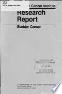 Bladder Cancer