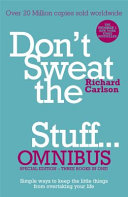 Don t Sweat the Small Stuff Omnibus