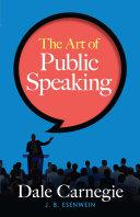 Pdf The Art of Public Speaking