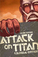 link to Attack on Titan in the TCC library catalog