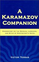 A Karamazov Companion