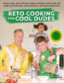 Keto Cooking for Cool Dudes Book