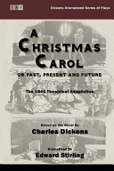 The Christmas Carol Or Past Present And Future
