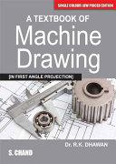 A Textbook of Machine Drawing Pdf/ePub eBook