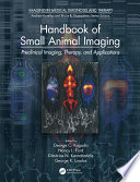 Handbook Of Small Animal Imaging Book PDF