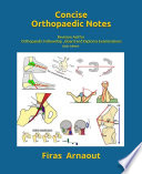 Concise Orthopaedic Notes