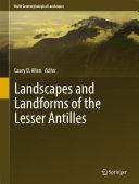 Pdf Landscapes and Landforms of the Lesser Antilles Telecharger