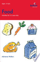 Food (Activities for 3–5 Year Olds)