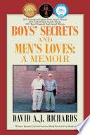 Boys    Secrets and Men   s Loves