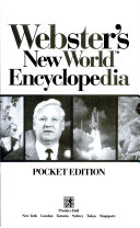 Webster S New World Encyclopedia