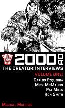 2000 AD: The Creator Interviews - Volume 01