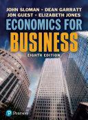 Economics for Business EBook PDF