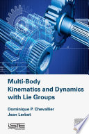 Multi Body Kinematics And Dynamics With Lie Groups Book PDF