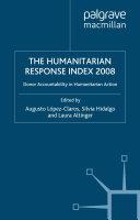 Humanitarian Response Index 2008 Pdf/ePub eBook