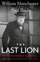 Pdf The Last Lion