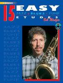 15 Easy Jazz, Blues & Funk Etudes