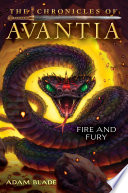 The Chronicles of Avantia #4: Fire and Fury