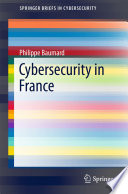 Cybersecurity in France Book PDF