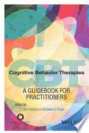 Cognitive Behavior Therapies Book PDF