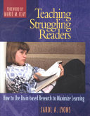 Teaching Struggling Readers