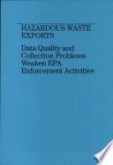 Hazardous Waste Exports