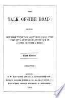 The Talk Of The Road Showing How Irish People Talk About Irish Doings