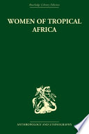 Women of Tropical Africa