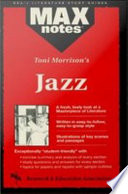 Jazz  MAXNotes Literature Guides
