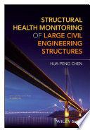 Book Cover: Structural Health Monitoring of Large Civil Engineering Structures