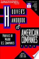 Hoover's Handbook of American Companies 1996