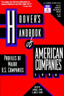 Hoover S Handbook Of American Companies 1996 Book PDF