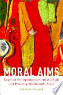 Moral Aims