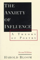 The Anxiety of Influence ebook