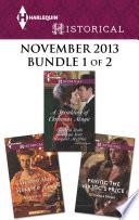 Harlequin Historical November 2013   Bundle 1 of 2