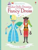 Sticker Dolly Dressing Fancy Dress