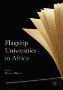 Flagship Universities in Africa